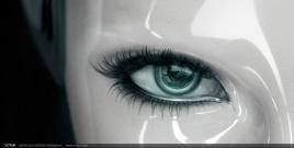 cyborg oeil bionic