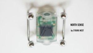 North Sense Cyborg Artificial Sense Credit: Cyborg Nest