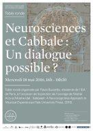 Neurosciences et Cabbale : Un dialogue possible